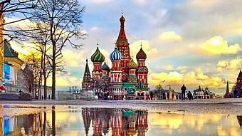Moscow- Saint Petersburg- Krym Khởi Hành Từ Hà Nội