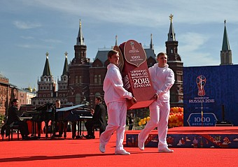 Moscow - Saint Peterburg 9N: World Cup 2018 KH Từ Hà Nội