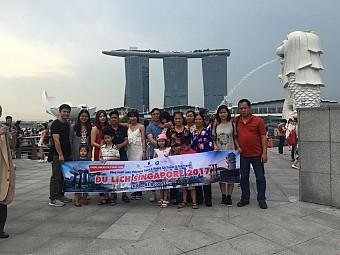 Malaysia - Singapore 6 Ngày 5 Đêm Khởi Hành tháng 7,8,9,10,11/2018
