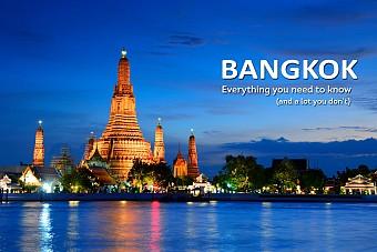 Bangkok - Pattaya 4 ngày 3 đêm Khởi Hành Lễ Quốc Khánh 02/09