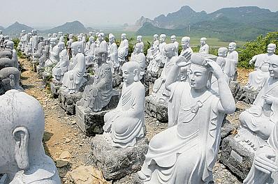 500 tượng La Hán