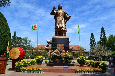 Bảo Tàng Quang Trung Hoàng Đế