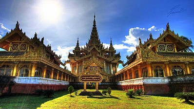 Cung điện Kanbawza Thardi
