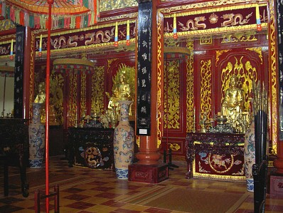 Điện Thờ Tây Sơn Tam Kiệt