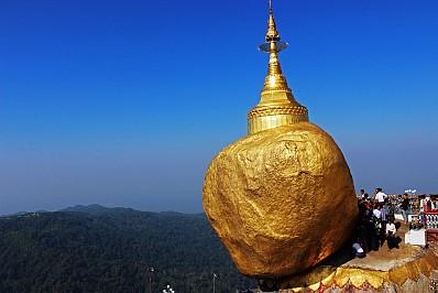 Golden Rock [Kyaikhtiyo]