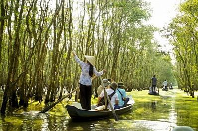 KDL Sinh thái Rừng Tràm Trà Sư