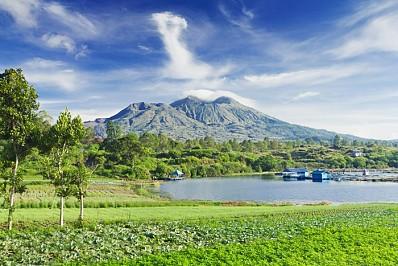 Ngọn núi Batur