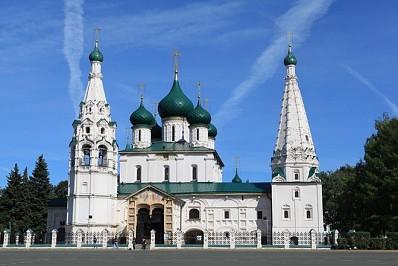 Nhà thờ Thánh Elijah