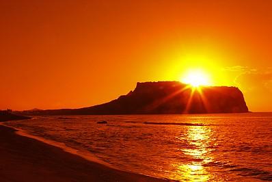 Seongsan Sunrise