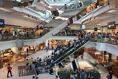 Trung Tâm Shopping Mall