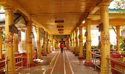 Tu viện Kyat Kha Wine