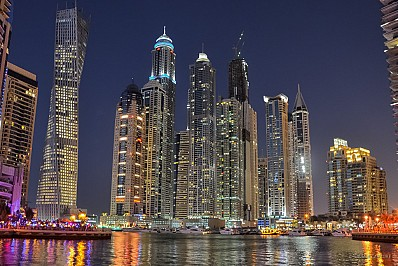 Vịnh Dubai Marina