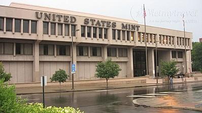 Xưởng Đúc Tiền Xu Của Mỹ