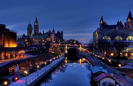 Hà Nội - Toronto - Ottawa - Montreal - Quebec