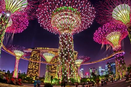 Tour Singapore - Malaysia 6 ngày dịp tết dương lịch 2019