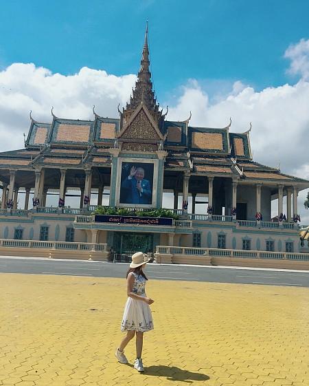 Siem Reap – Phnom Penh 4 Ngày 3 Đêm KH Thứ 5 hàng tuần bay VJ