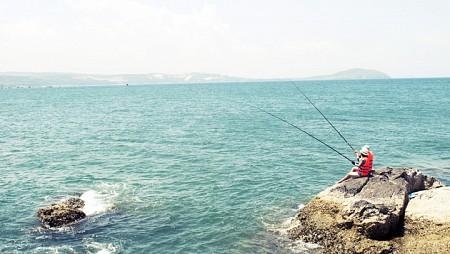 Tour Côn Đảo 1 ngày - Câu Cá Ngoài Hoang Đào