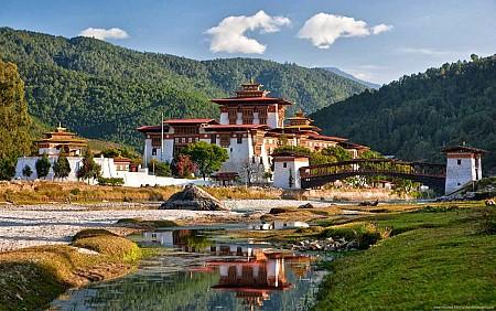 Bhutan - Khám Phá Đất Nước Hạnh Phúc Nhất Thế Giới