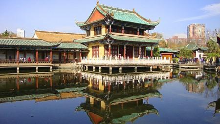 Tour du lịch 5 ngày 4 đêm, Hà Nội – Côn Minh – Đại Lý – Lệ Giang