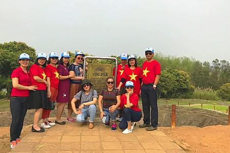 Tour du lịch Hà Nội - Mộc Châu – Sơn La – Điện Biên 4 Ngày 3 Đêm Tết dương lịch 2019