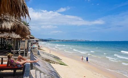 Chương trình Mũi Né - Du Ngoạn Phong Cảnh Miền Biển - Đồi Cát