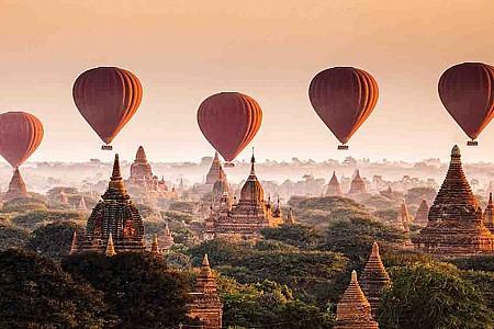 Tour Du Lịch Myanmar 4N3Đ Khởi Hành Từ tp Hồ Chí Minh 2018