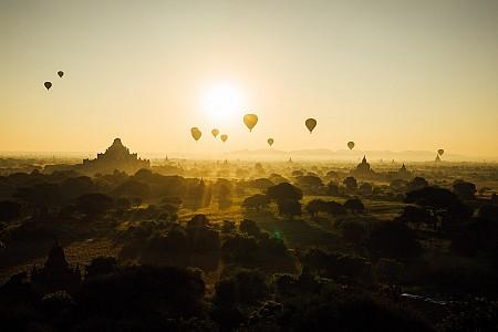 Các địa điểm thăm quan Du Lịch Myanmar