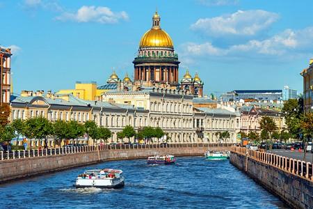 Du Thuyền Trên Sông Volga - Khám Phá Nước Nga Theo Cách Của Bạn