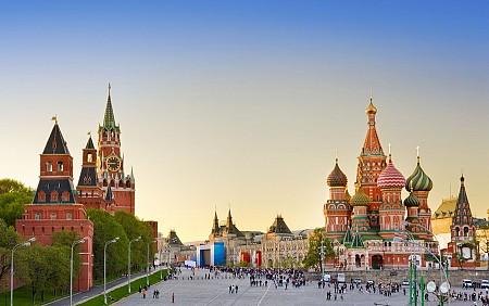 Moscow - Saint Peterburg - Hành Trình Khám Phá Vẻ Đẹp Đất Nước Nga