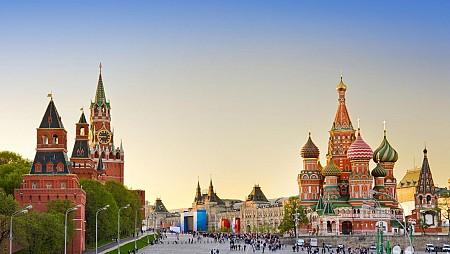 Moscow - Saint Peterburg 9N8Đ Khởi Hành Thứ 7 Hàng Tuần Từ Hà Nội 2018