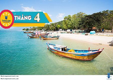 TOUR HỒ CHÍ MINH - NHA TRANG - VINPEARL LAND THÁNG 9