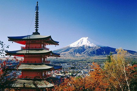 Các địa điểm thăm quan Du Lịch Nhật Bản