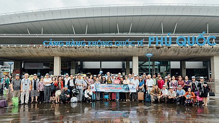 VPQ31 -MTV: Tour Du lịch Hồ Chí Minh - Đảo Ngọc Phú Quốc 3 Ngày 2 Đêm
