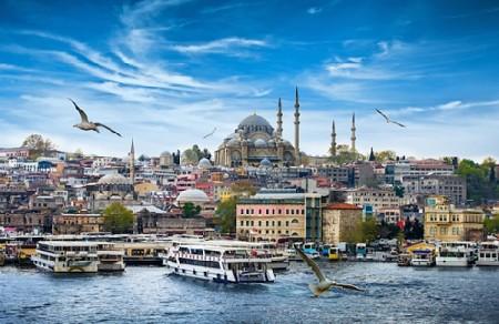 Thổ Nhĩ Kỳ- Hy Lạp - Santorini 14N13Đ