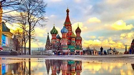 Saint Petersburg - Crimea - Moscow 9 Ngày