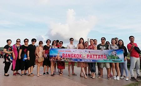 Tour Thái Lan 5N4Đ khởi hành tháng 10, 11, 12/2018