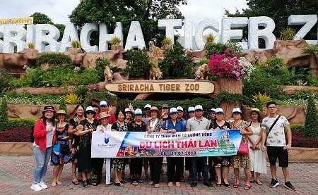 Bangkok - Pattaya: KH Hàng Ngày Từ Hồ Chí Minh (Air Asia)
