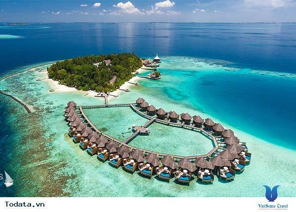 Choáng váng với vẻ đẹp những địa điểm du lịch Maldives - Ảnh 1