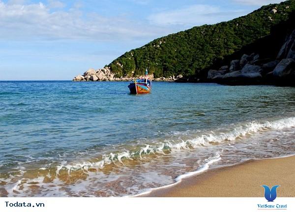 Đảo Hòn Lớn - Thiên Nhiên Hoang Sơ Chưa Có Dấu Tay Người - Ảnh 4