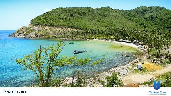 Đảo Hòn Lớn - Thiên Nhiên Hoang Sơ Chưa Có Dấu Tay Người - Ảnh 5