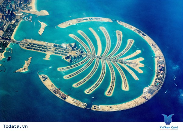 Ghé thăm quần đảo nhân tạo lớn nhất hành tinh tại Dubai - Ảnh 6