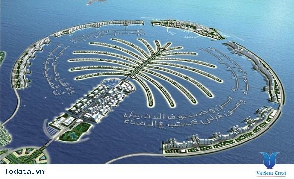 Ghé thăm quần đảo nhân tạo lớn nhất hành tinh tại Dubai - Ảnh 2