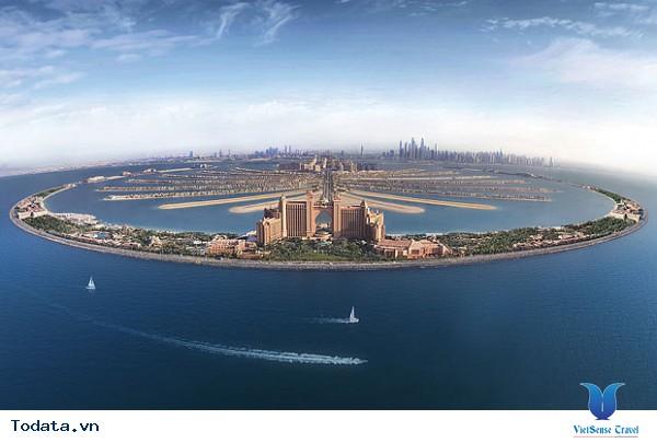 Ghé thăm quần đảo nhân tạo lớn nhất hành tinh tại Dubai - Ảnh 4