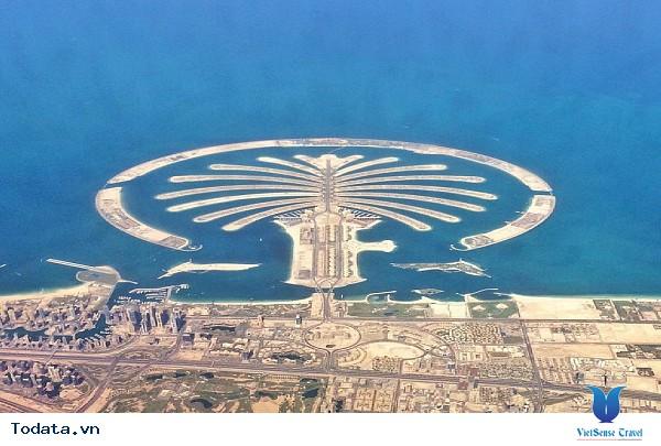 Ghé thăm quần đảo nhân tạo lớn nhất hành tinh tại Dubai - Ảnh 1