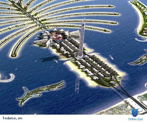 Ghé thăm quần đảo nhân tạo lớn nhất hành tinh tại Dubai - Ảnh 3