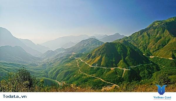 Hùng Vĩ Tứ Đại Đỉnh Đèo Đường Lên Tây Bắc - Ảnh 9