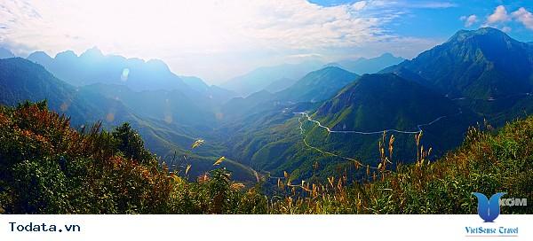 Hùng Vĩ Tứ Đại Đỉnh Đèo Đường Lên Tây Bắc - Ảnh 10