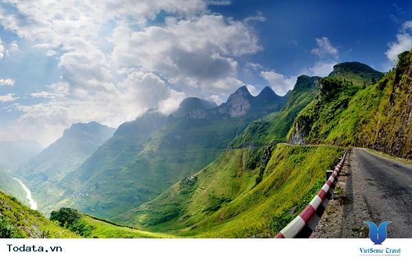 Hùng Vĩ Tứ Đại Đỉnh Đèo Đường Lên Tây Bắc - Ảnh 2