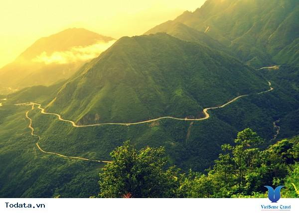 Hùng Vĩ Tứ Đại Đỉnh Đèo Đường Lên Tây Bắc - Ảnh 8