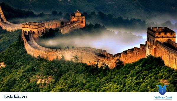 Khám phá công trình kiến trúc lịch sử của Trung Quốc - Ảnh 3